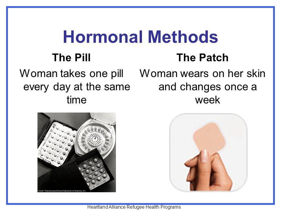 Hormonal Methods The Pill