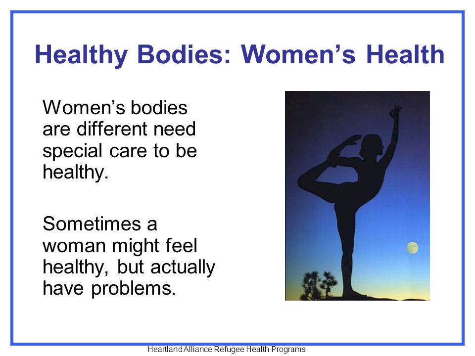 Healthy Bodies: Women's Health