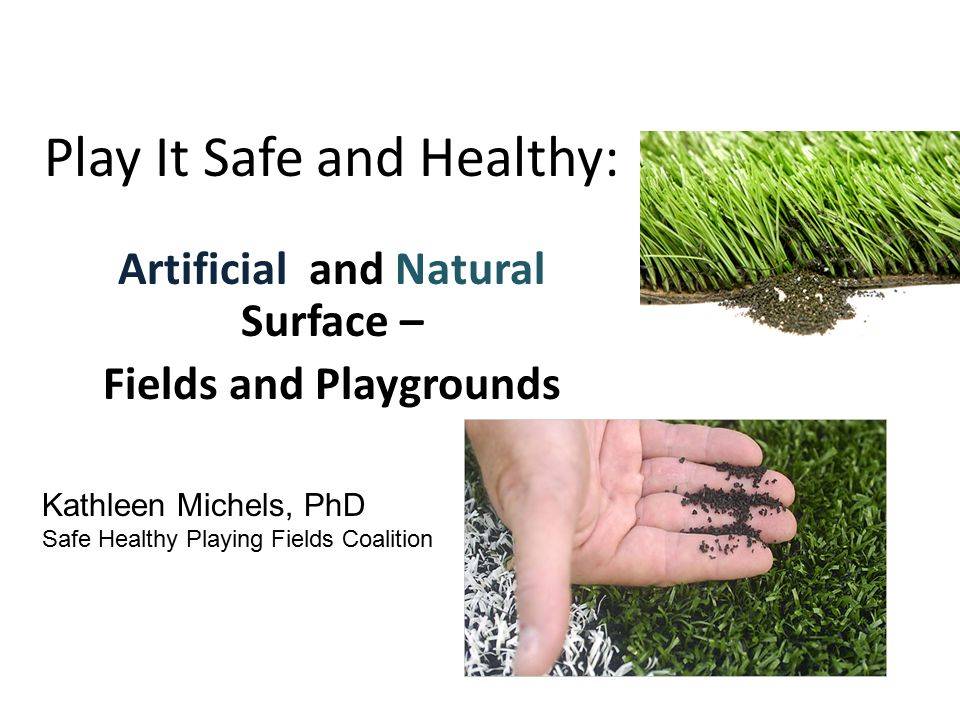 Play It Safe and Healthy: