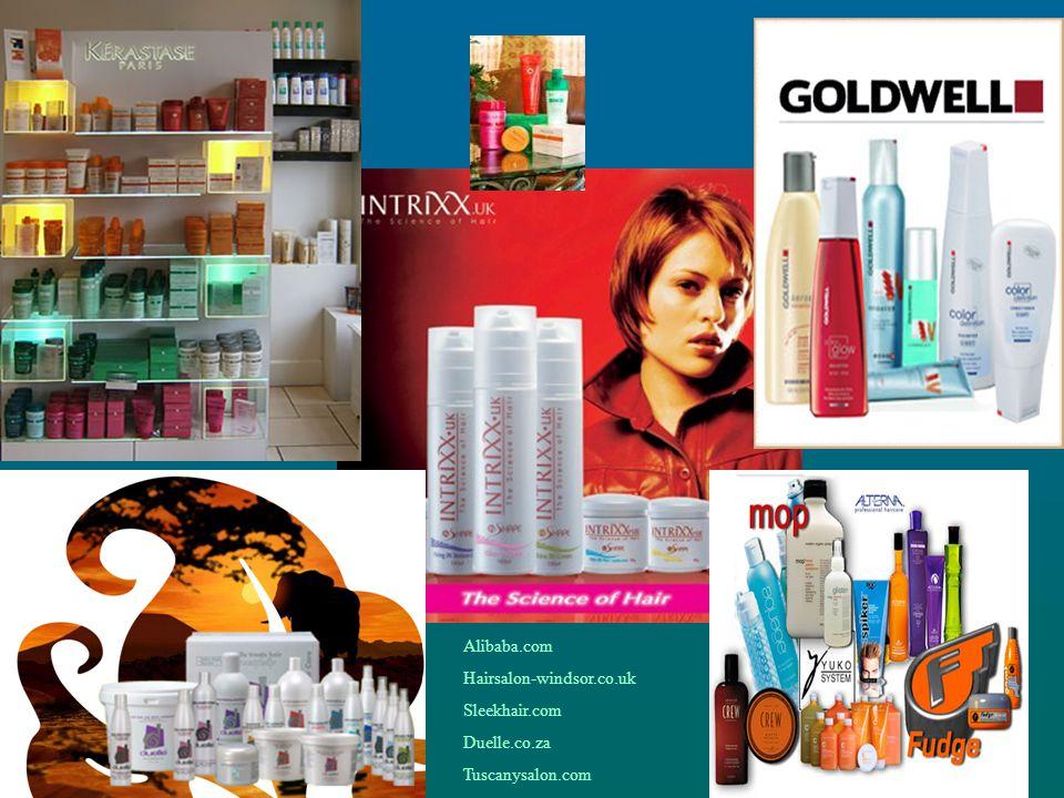 Alibaba.com Hairsalon-windsor.co.uk Sleekhair.com Duelle.co.za Tuscanysalon.com