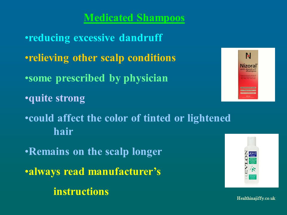 reducing excessive dandruff relieving other scalp conditions