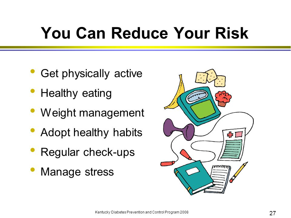 You Can Reduce Your Risk