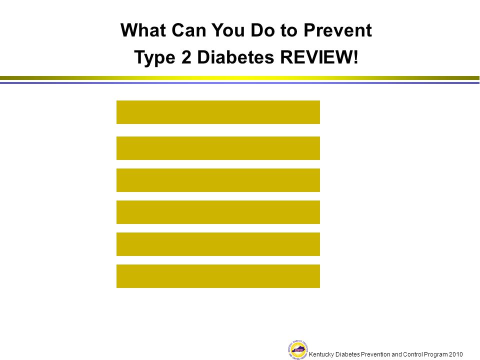 What Can You Do to Prevent