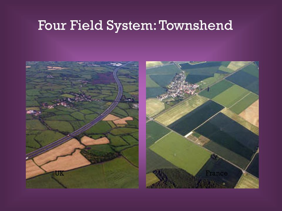 Four Field System: Townshend