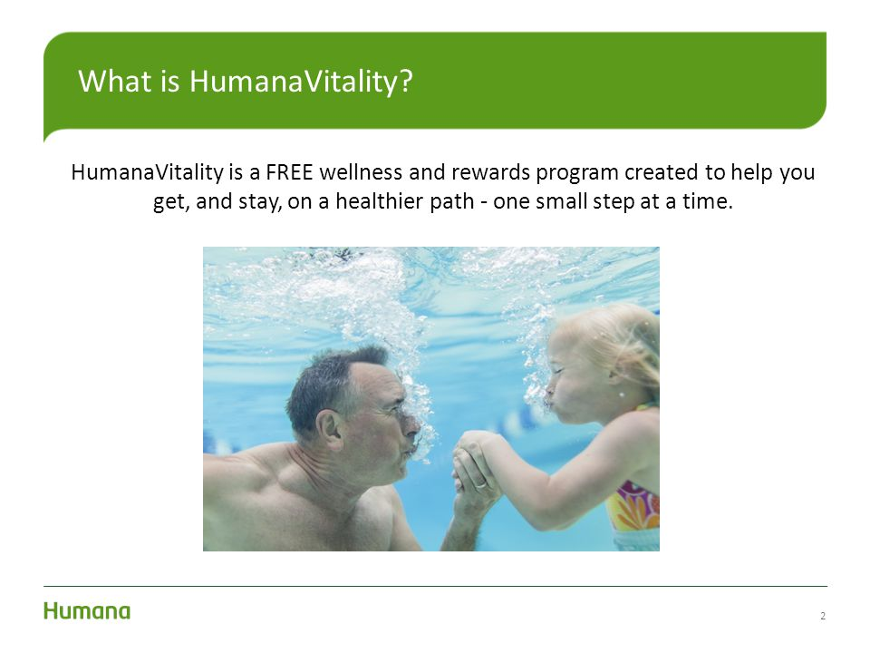 What is HumanaVitality
