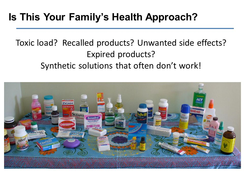 Is This Your Family's Health Approach