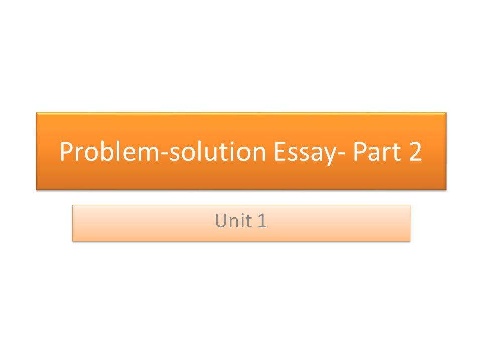 Problem solution essay on losing weight