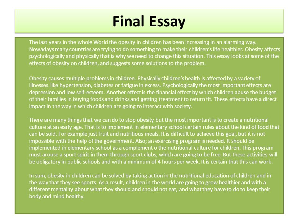problem solution essay part ppt video online  final essay