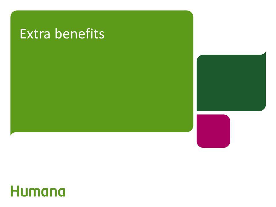 Extra benefits