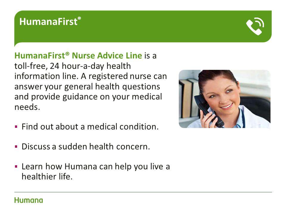 HumanaFirst®