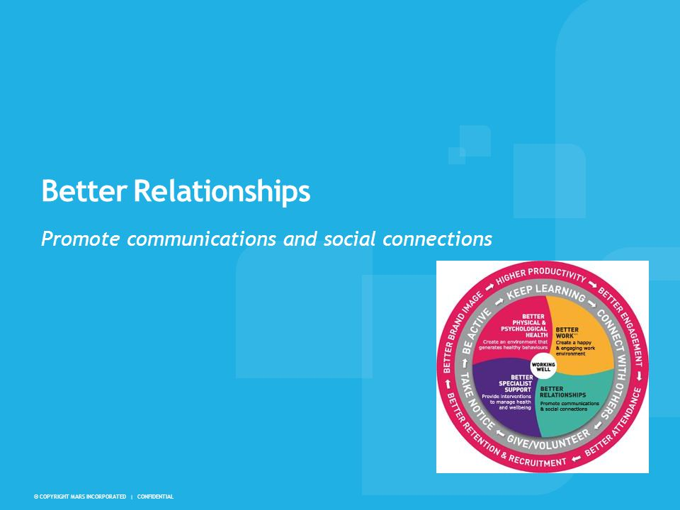 Promote communications and social connections