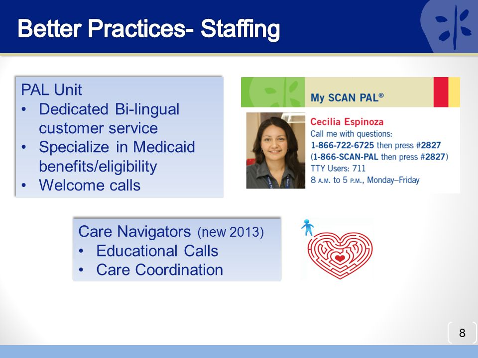 Better Practices- Staffing