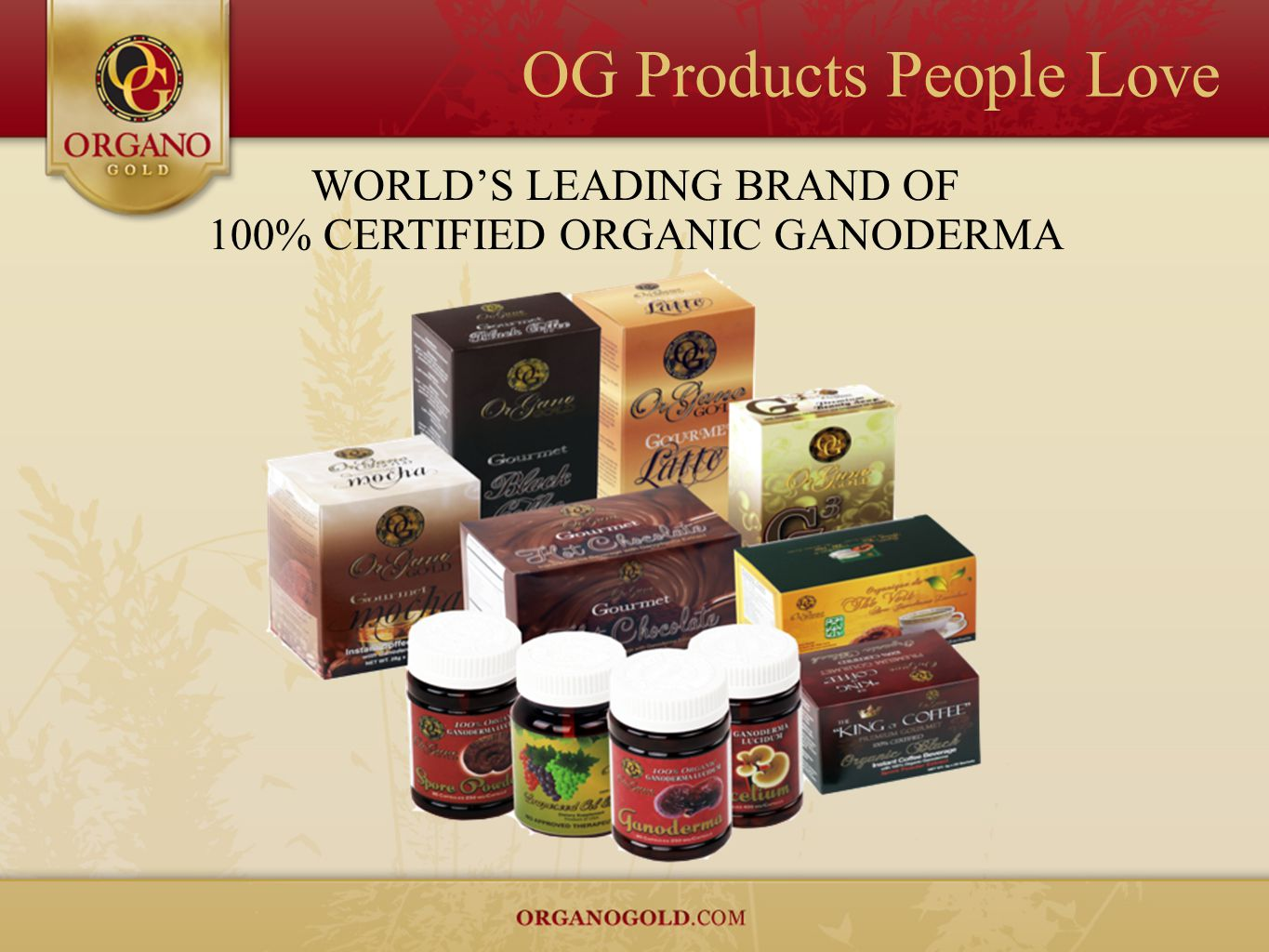 OG Products People Love