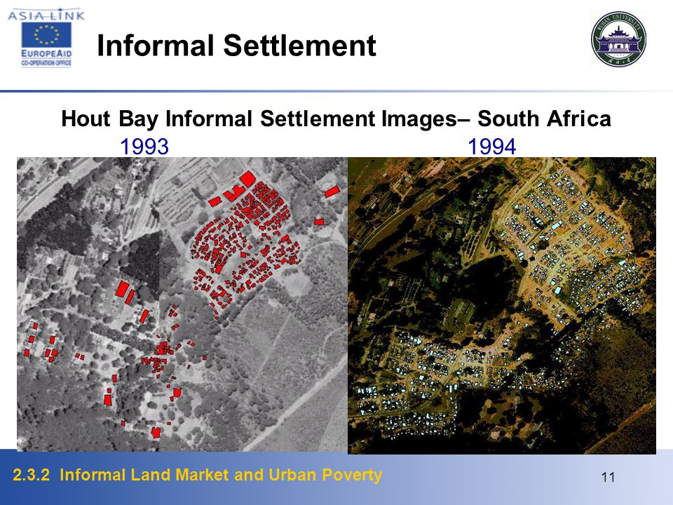 Hout Bay Informal Settlement Images– South Africa