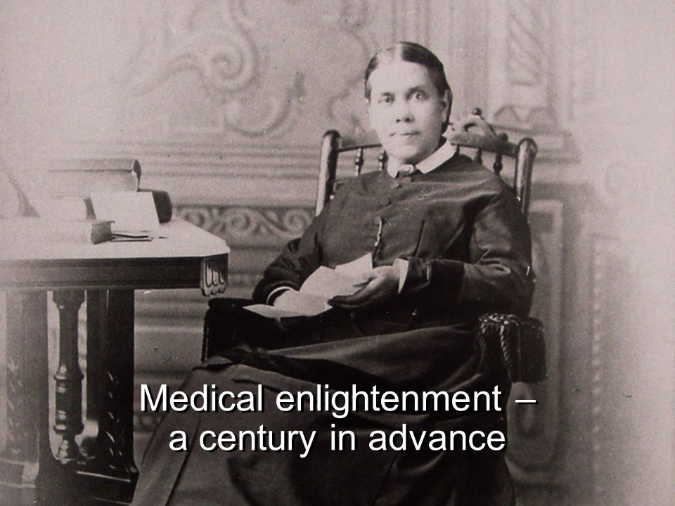 Medical enlightenment –