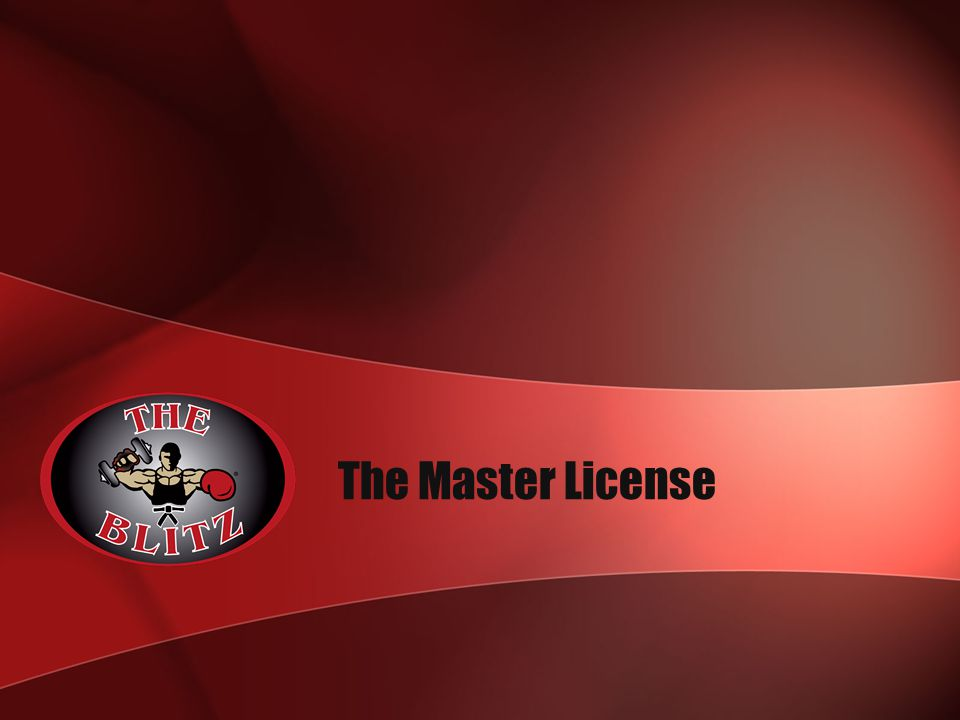 The Master License