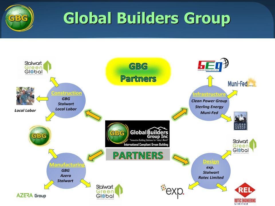 Global Builders Group 50