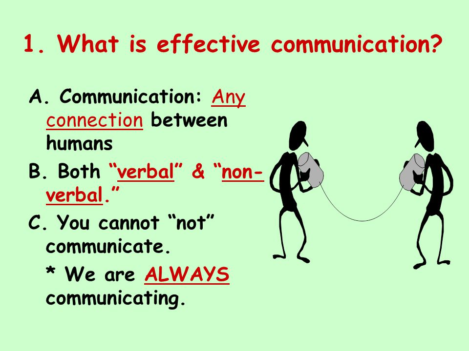 1 what is meant by effective communication 1 what counts in effective communication: it's the envelope and the   effective decision making  communication – definition and steps: 6.