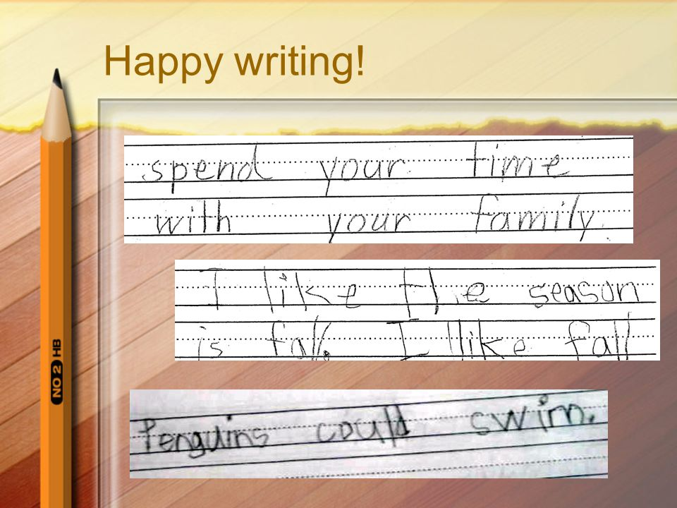 Happy writing!