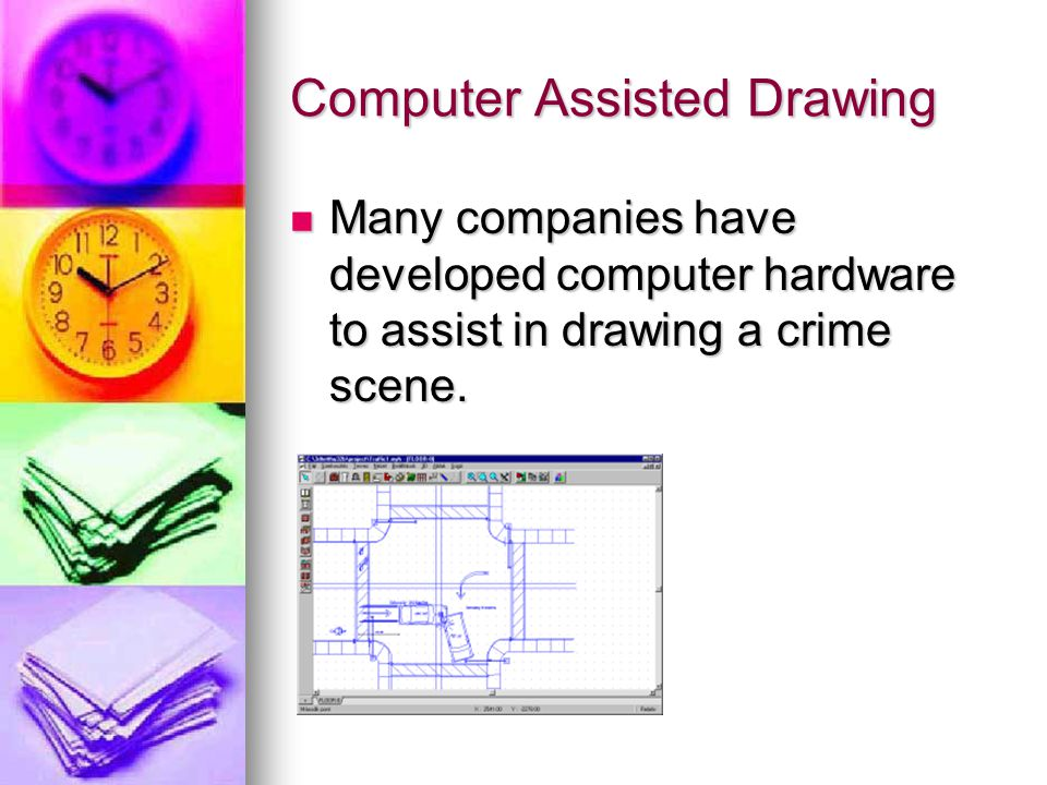 Computer Assisted Drawing