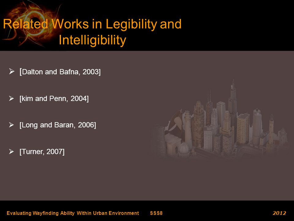 Related Works in Legibility and Intelligibility