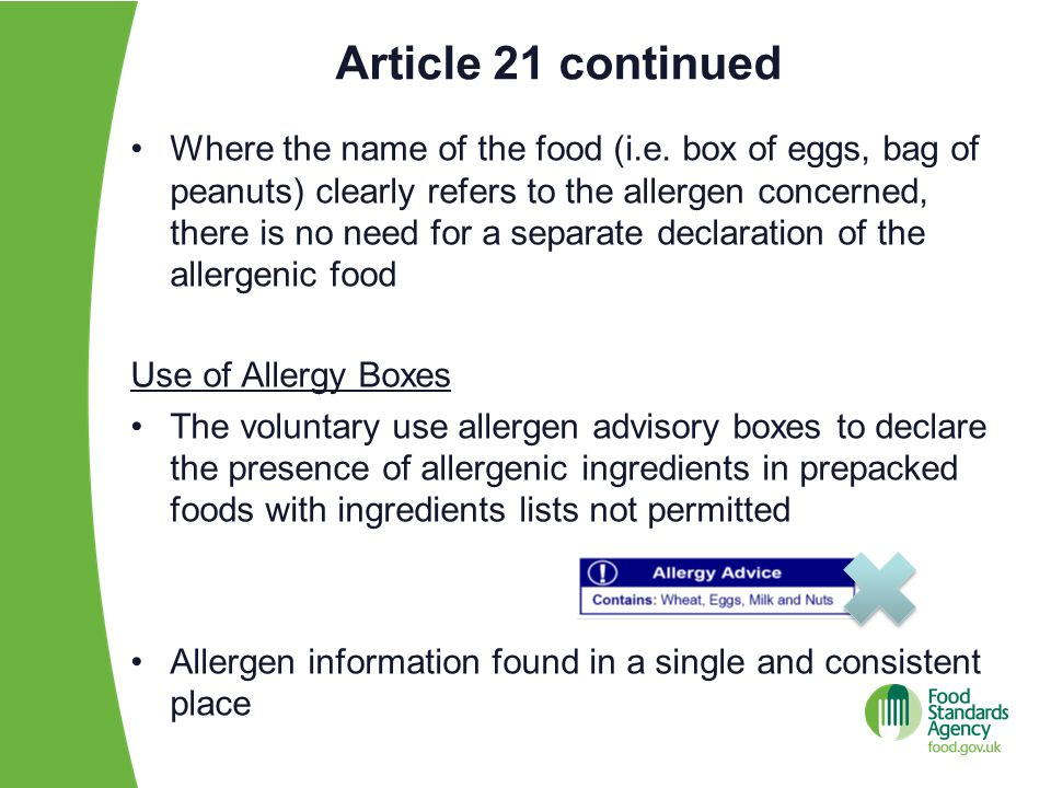 Article 21 continued