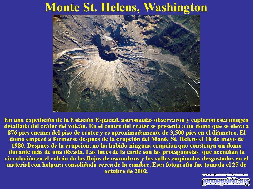 Monte St. Helens, Washington