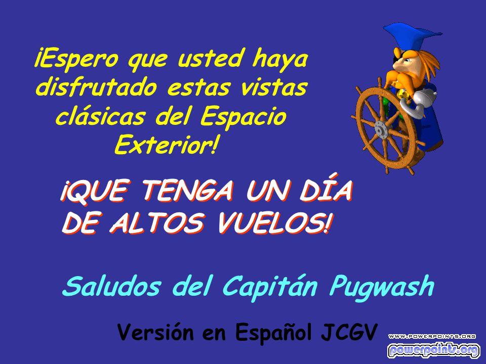 disfrutado estas vistas Versión en Español JCGV