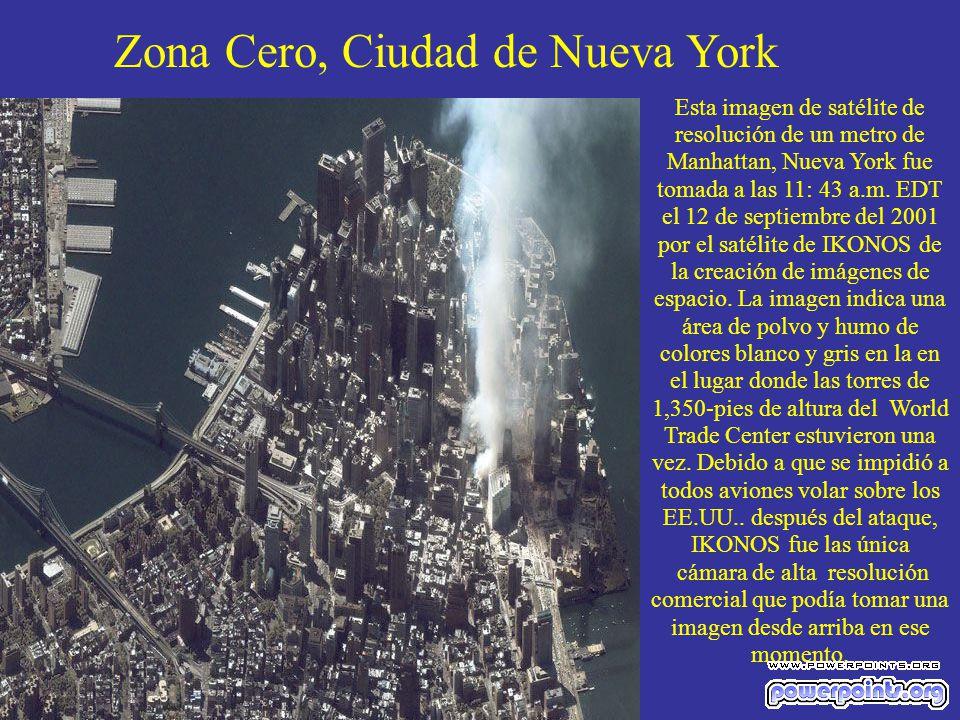 Zona Cero, Ciudad de Nueva York