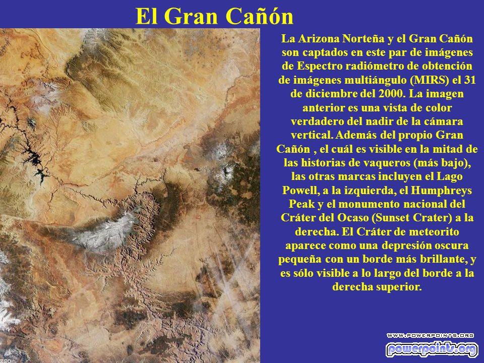 El Gran Cañón