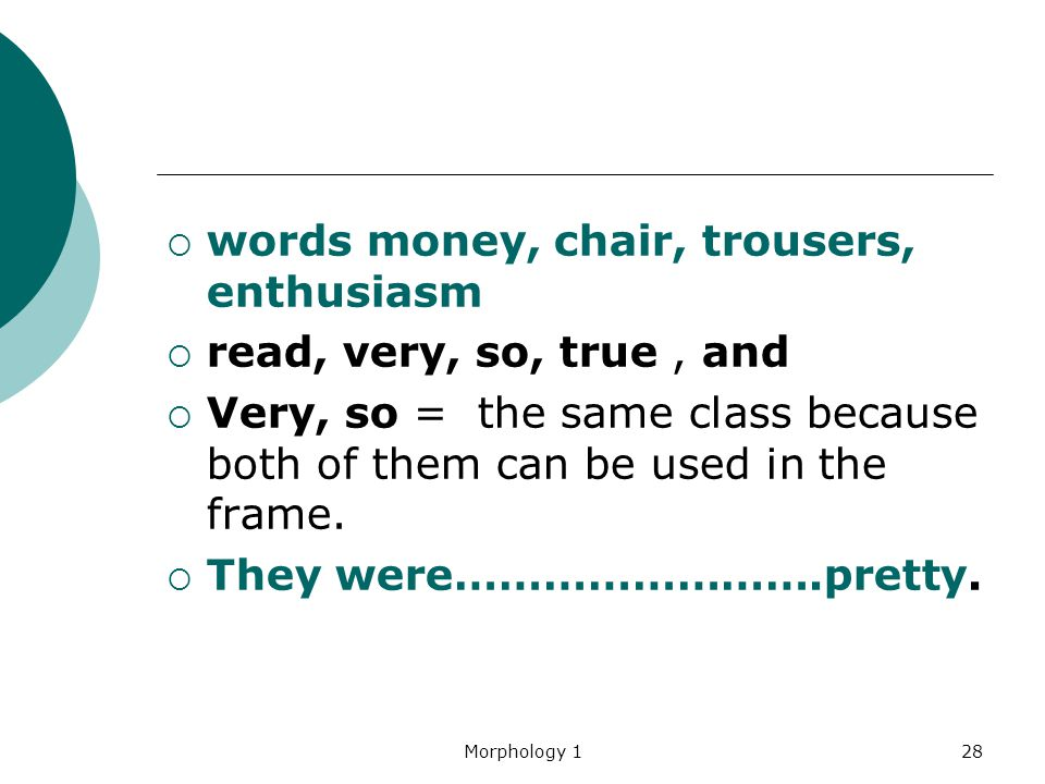 words money, chair, trousers, enthusiasm read, very, so, true , and