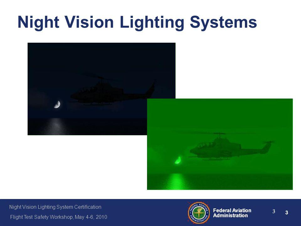 Night Vision Lighting Systems