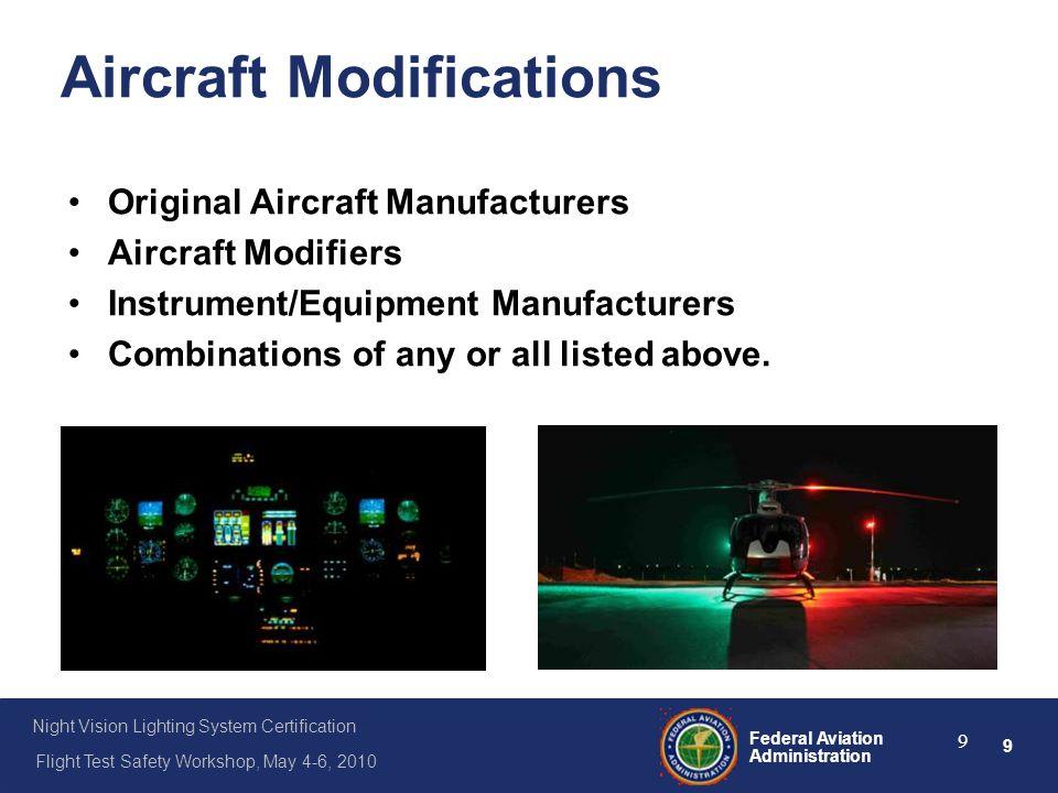 Aircraft Modifications