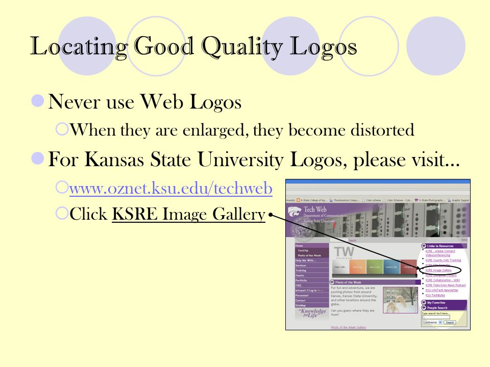 Locating Good Quality Logos