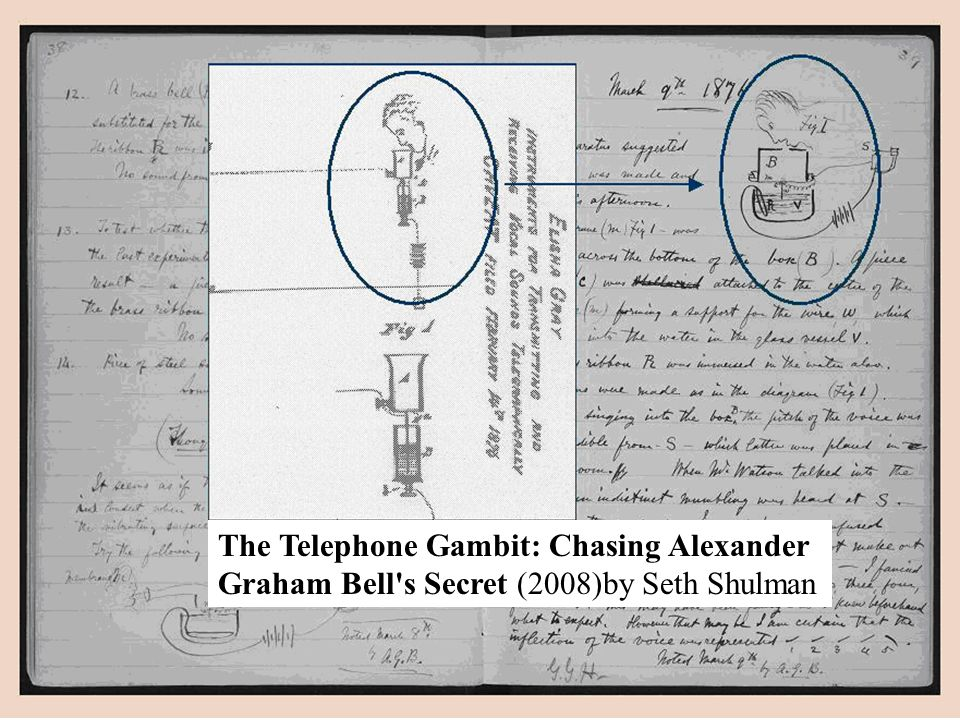 The Telephone Gambit: Chasing Alexander Graham Bell s Secret (2008)by Seth Shulman