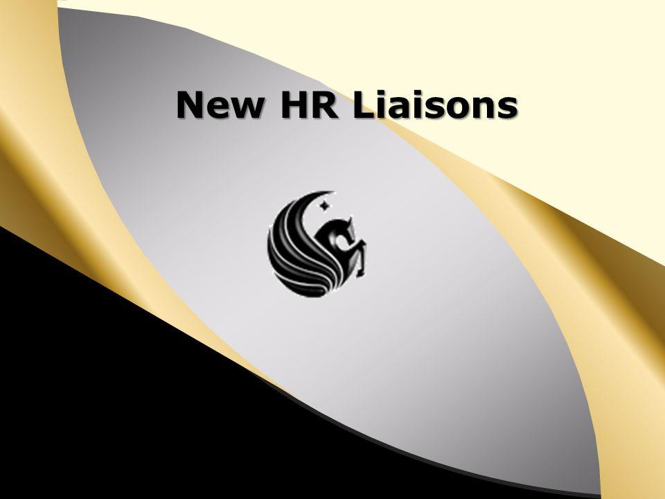 New HR Liaisons