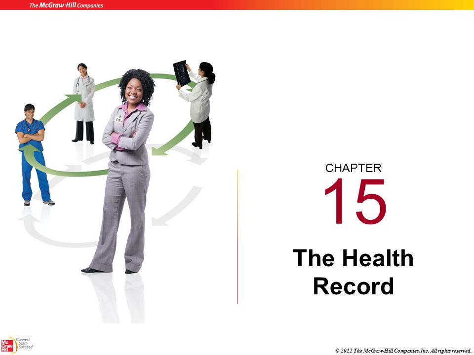 15 The Health Record