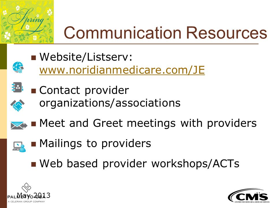 Communication Resources