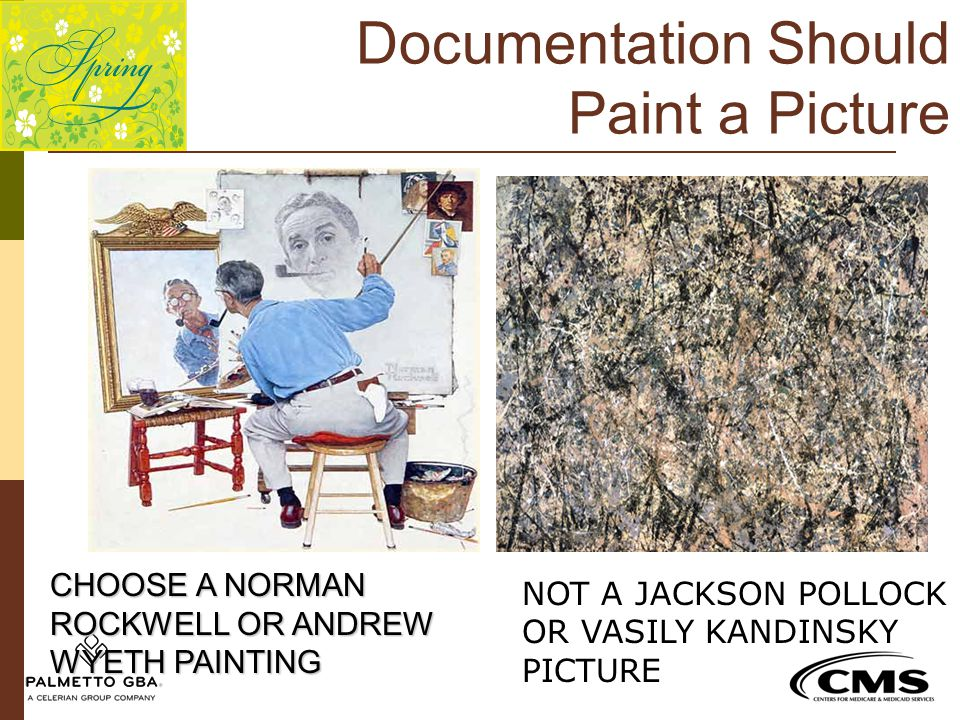 Documentation Should Paint a Picture