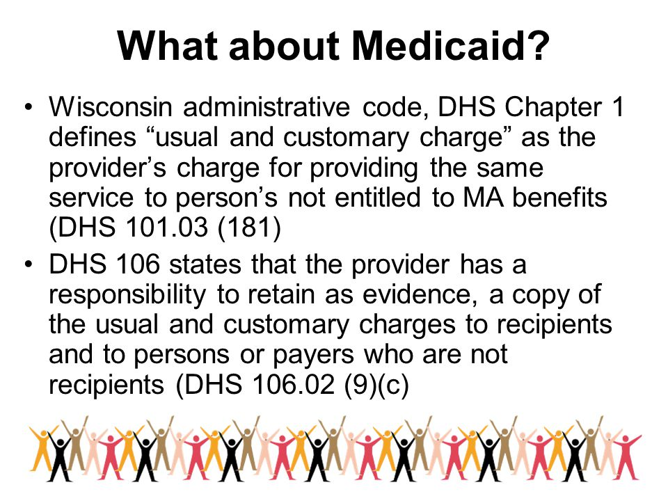 What about Medicaid