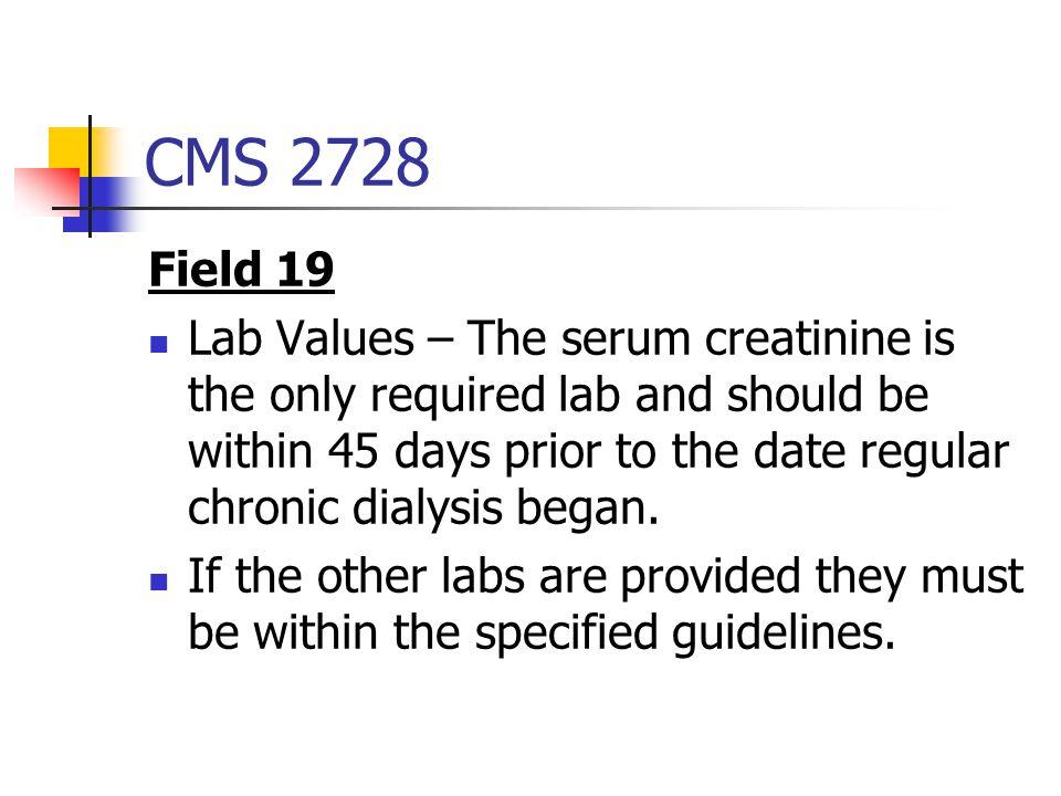 CMS 2728 Field 19.