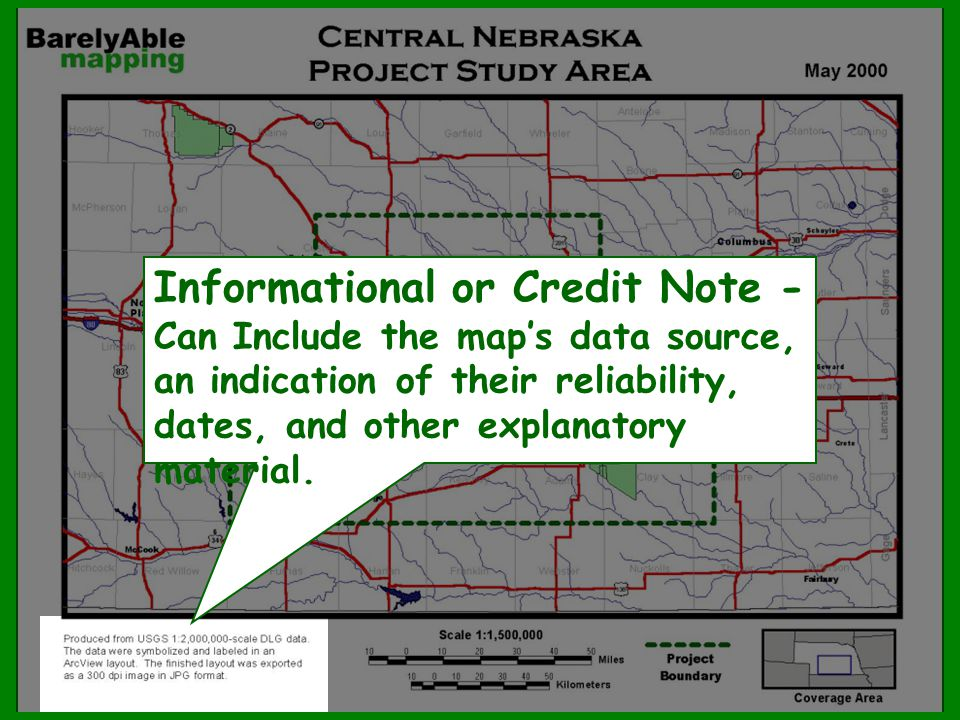 Informational or Credit Note -