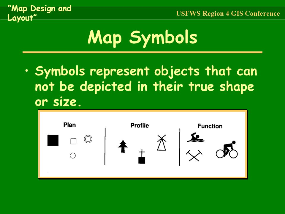 Map Design and Layout