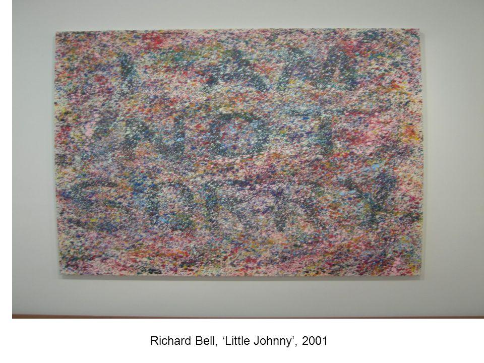 Richard Bell, 'Little Johnny', 2001
