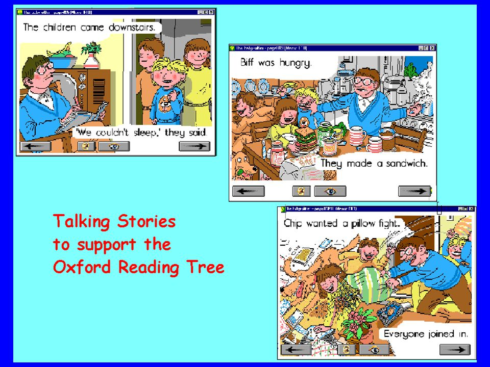 Oxford Reading Tree (Sherston)