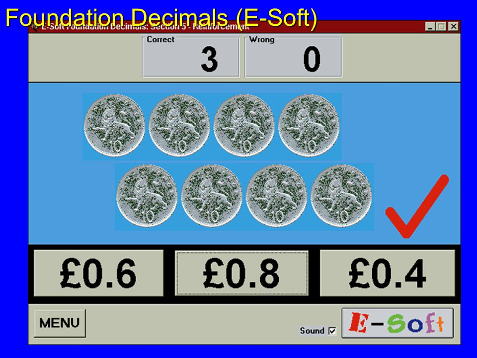 Foundation Decimals (E-Soft)