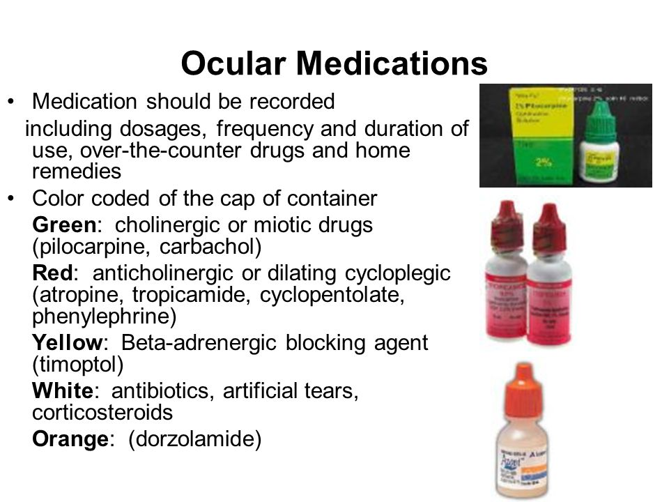 Common Signs And Symptoms Of Eye Diseases Ppt Video