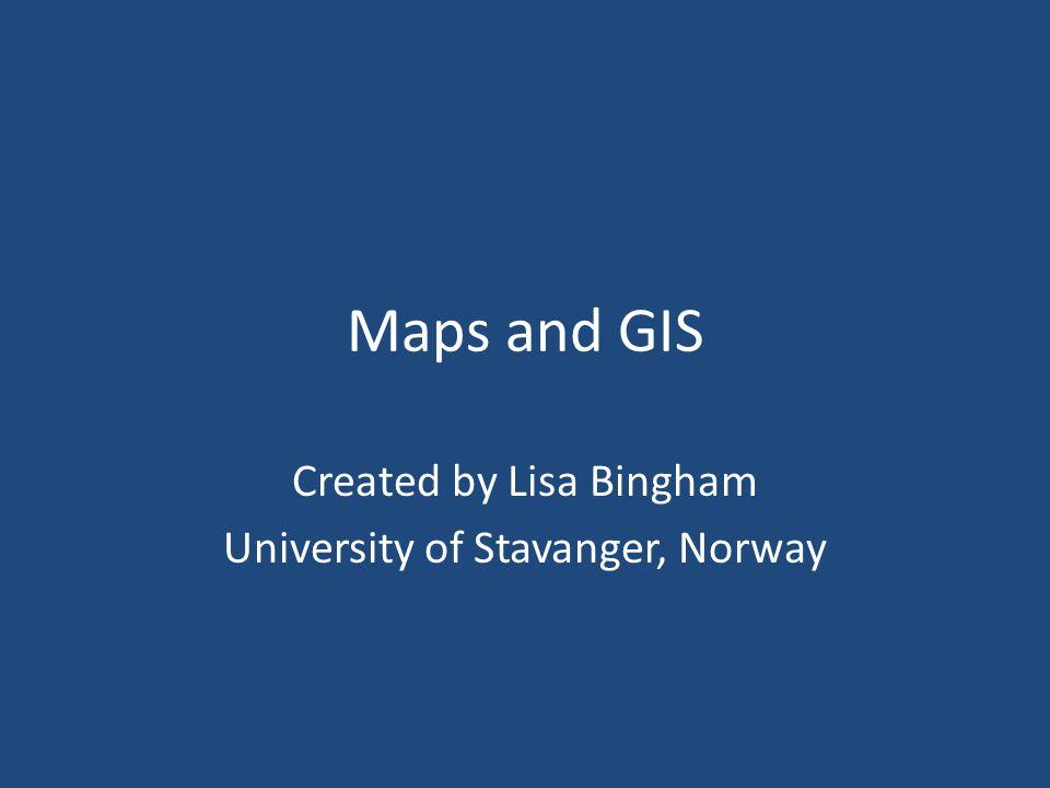 Created by Lisa Bingham University of Stavanger, Norway
