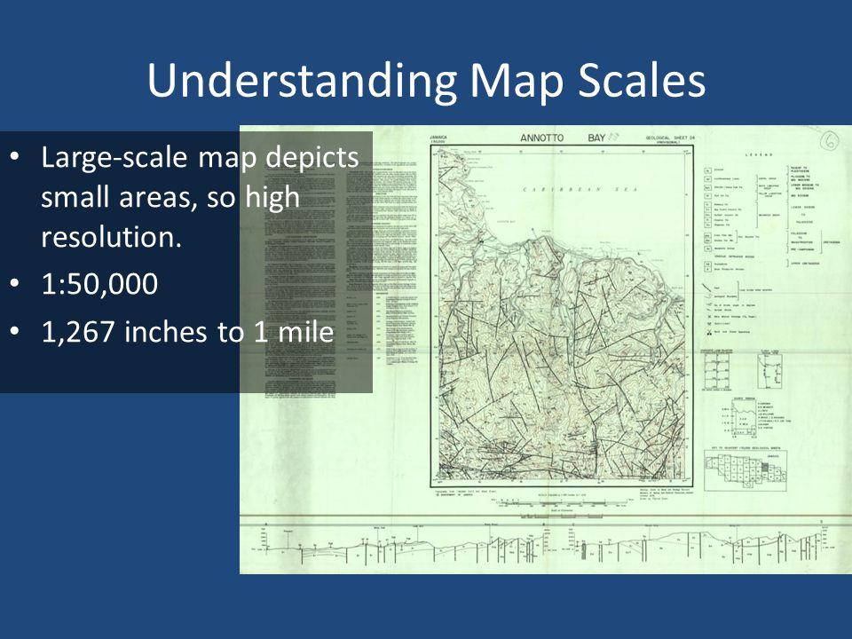 Understanding Map Scales
