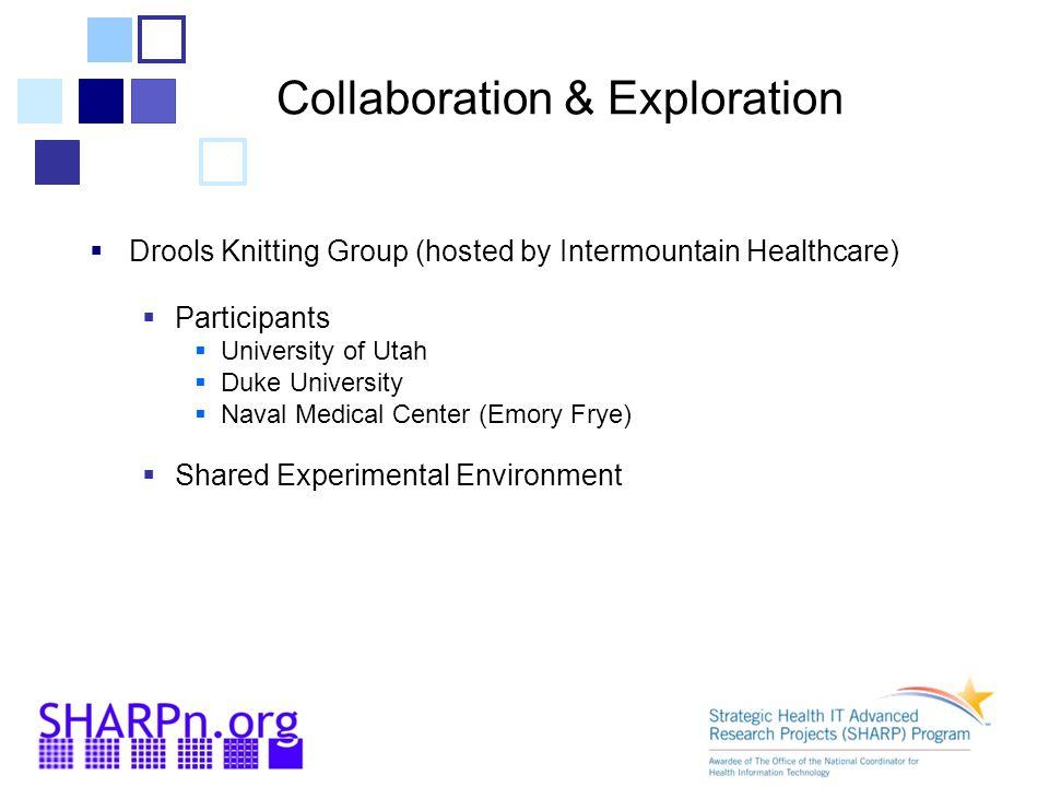 Collaboration & Exploration